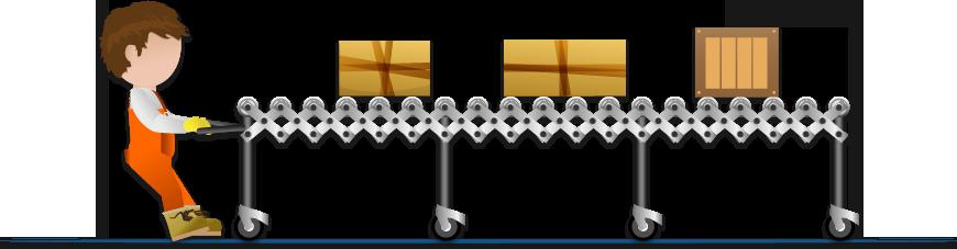Flexible Conveyors Wolverhampton Handling