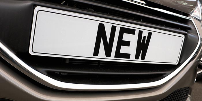 New Car Registrations For 2017 Keep Us Busy