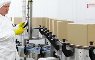 conveyor factory safety